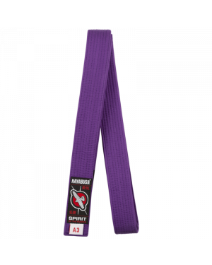 Jiu Jitsu Belt Purple