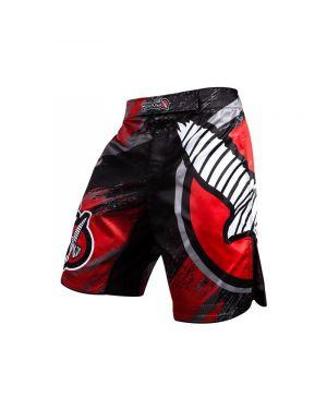 Chikara 3 Fight Shorts  Red