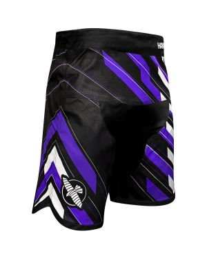Metaru Charged Jiu Jitsu Shorts -  Purple 30