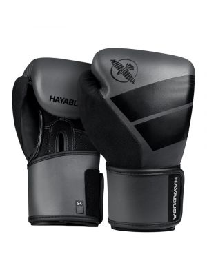 S4 Youth Boxing Gloves Charcoal