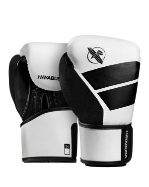 S4 Youth Boxing Gloves White