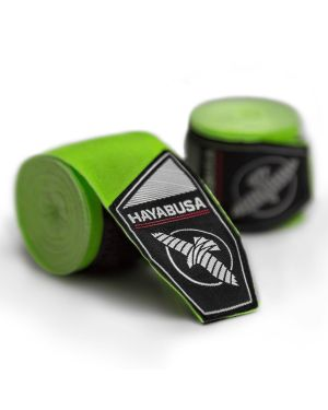 Perfect Stretch Hand Wraps 4 Green