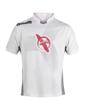 Kusari Mens Training Shirt - White