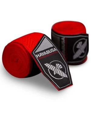 Perfect Stretch Hand Wraps 4 Red Tribal