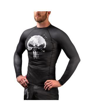 The Punisher Long Sleeve Rashguard