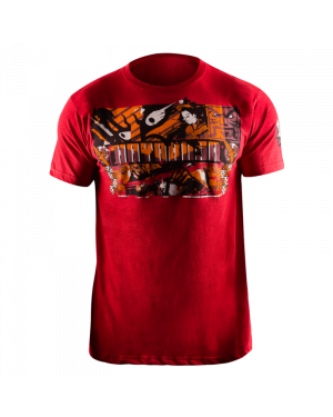 Samurai T-Shirt - Red